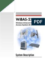 Wibas-2x System Description Ed7