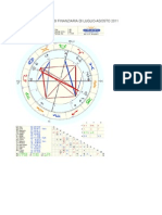 Astrologia-il Crollo Delle Borse Tra Luglio e Agosto 2011
