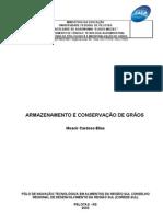 ARMAZENAMENTO E CONSERVAÇÃO DE GRÃOS - TEXTO DIDÁTICO - 2003