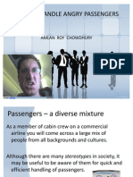 How to Handle Angry Passengers