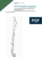 Localizacion de Los Pueblos en El Mapa