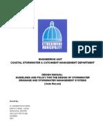 Ethekwini Design Manualmay 2008
