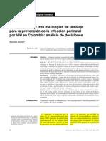 Gómez tamizaje VIH 2008