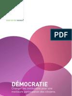 Proposition 2072 / DEMOCRATIE