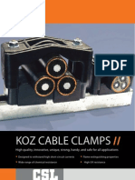 Koz Cable Clamps