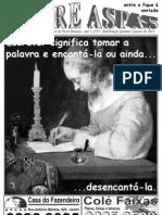 Fanzine Entre Aspas - Janeiro - 2011