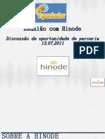 Apresentação Hinode vf