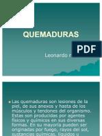QUEMADURAS  II