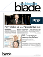 washingtonblade.com - volume 42, issue 33 - august 19, 2011