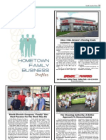 Hometown Family Business 2011 - SCT