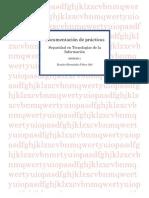Documentacion de Practicas Seguridad TI
