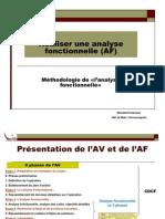 02. Méthodologie de l'analyse fonctionnelle