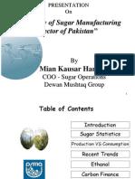 Presentation by Dewan Mushtaq Group