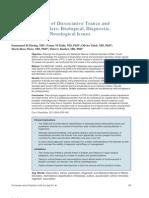 revisión trastornos disociativos