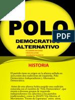 Polo Democratico Alternativo