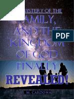 36432476 J M Cardona Mystery of Family and the Kingdom of God