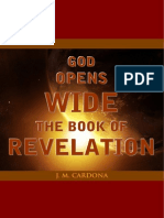 35418908 J M Cardona God OPENS WIDE the Book of Revelation