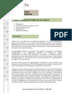 Participacion Politica de Las Mujeres - Version Completa