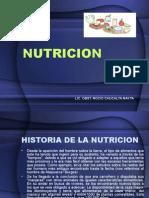 Nutricion y Macronutrientes Set 2008