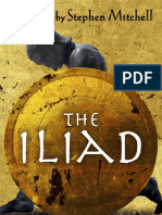 The Iliad by Homer, translated by Stephen Mitchell