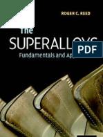 The Super Alloys Fundamentals and Applications