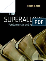 The Super Alloys Fundamentals and Applications