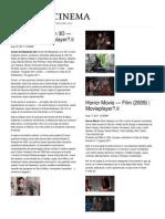 Film Al Cinema (Agosto 2011)