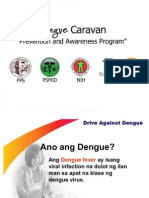 Dengue Public Fora Tagalog