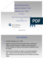 Copy of 2008 Industry Test Overview
