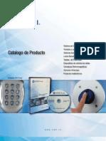 CDVI Catalogue Spa