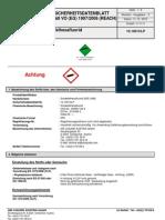 Sicherheits-Datenblatt Schwefelhexafluorid SF6 10