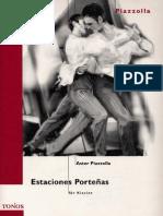Las cuatro estaciones porteñas_Astor Piazzolla