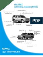 2000 Chevy Suburban Body Repair Manual