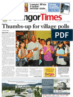 Selangor Times Aug 19-21, 2011 / Issue 38