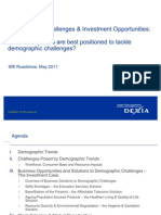 Demographic Challenges_Investment Opportunities