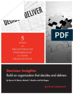 Bain 2010 Decision Insights 4