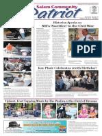 Salem Community Patriot 8-19-2011