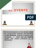 EL OYENTE