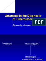 Advances in Dx of TB