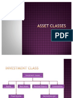 4. Asset Classes