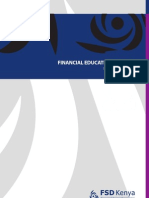 Financial Education in Kenya Scoping Exercise Report