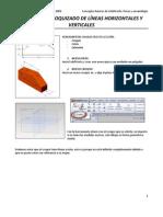 Ejercicio 1 Conceptos basicos de SolidWorks piezas y ensamblajes