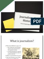 history of sports journalism pdf