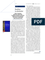 Alexander Baumgarten - Review of Adrian Papahagi, Boethiana mediaevalia. A Collection of Studies on the Early Medieval Fortune of Boethius' Consolation of Philosophy (Zeta Books, 2010), in