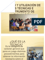 Diapositivas de Evaluación