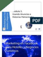 Anuncios e historias patrocinadas - Marketing para Hoteles y Negocios Turísticos - Parte 6 de 7