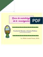 10 Redacción y sustentación de la tesis
