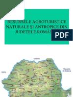 Resurse Agroturistice Naturale Si Antropice Din Judetele Romaniei C-N