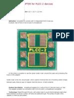 PLCC-2 Adapter