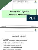 Localização Industrial